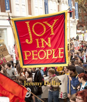 Jeremy Deller Joy in People cover image
