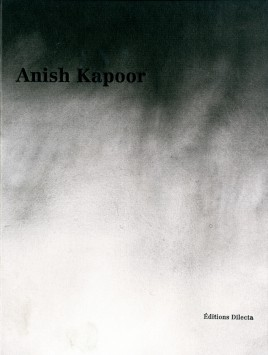 Anish Kapoor Sketchbook cover image