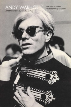 Andy Warhol Artist Rooms cover image