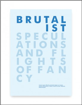 Brutalist Speculations and Flights of Fancy cover