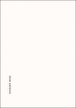 Gerhard Merz: On Granite