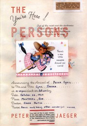 The Persons cover