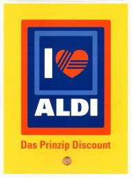 I Love ALDI cover image