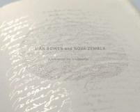 Sian Bowen and Nova Zembla cover image