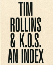 Tim Rollins & KOS An Index cover image