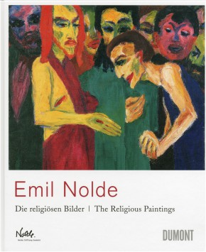Emil Nolde The Religious Paintings cover