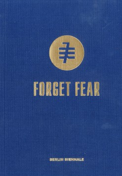 Forget Fear Reader cover