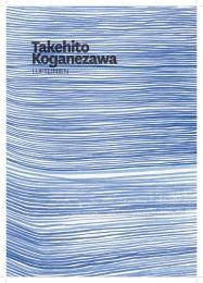 Takehito Koganezawa: Luftlinen cover