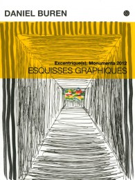 Daniel Buren Excentriques cover image