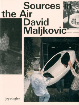 David Maljkovic Sources in the Air cover
