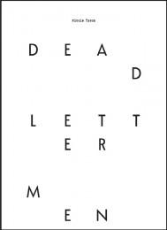 Nicola Tyson Dead Letter Men cover