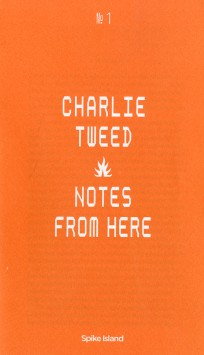 Notes From Here cover