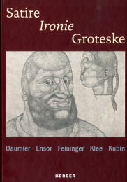 Satire Ironie Groteske cover image