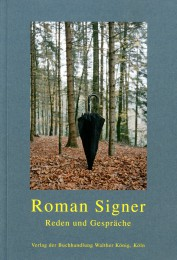 Roman Signer Talks and Conversations cover