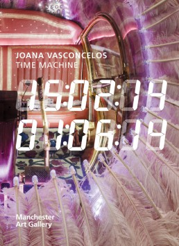 Joana Vasconcelos Time Machine cover