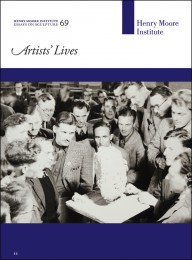 Artist's Lives cover image Henry Moore Essays on Sculpture