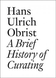 Brief History of Curating cover