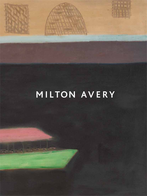 Milton Avery Cornerhouse Publications